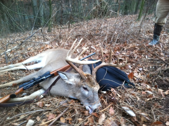 State Rep. Bryan Cutler harvested this Pennsylvania trophy in 2011.